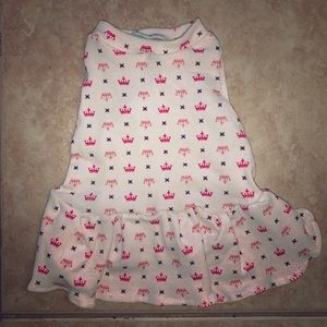 S Princess Dog Dress